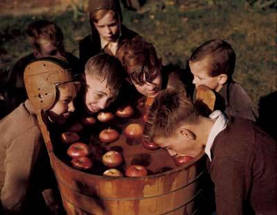 almahalászat vödörből