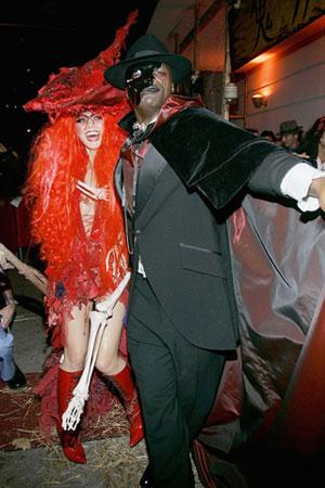Halloween party, éjszakai szórakozás