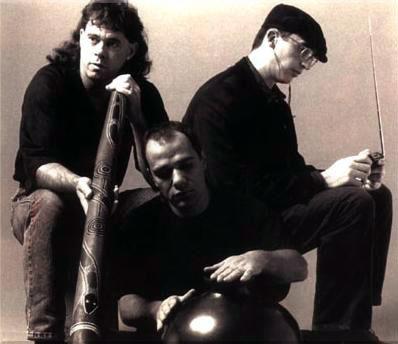 Jorge Reyes, Steve Roach,  Suso Sáiz