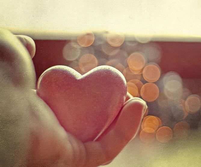 Egy szív.