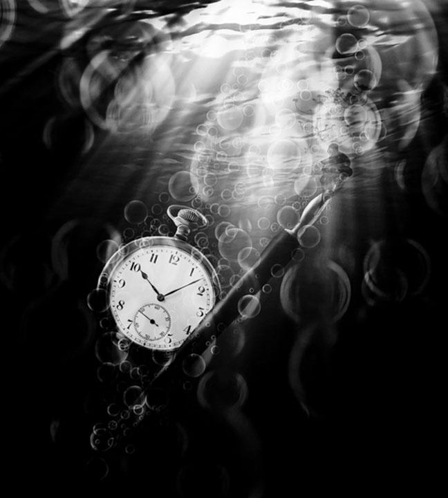 Az idő.