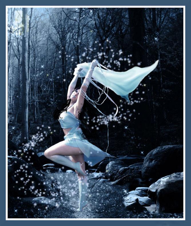 Fairy dance.