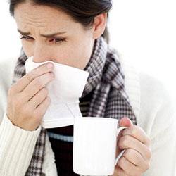 Megfázás.