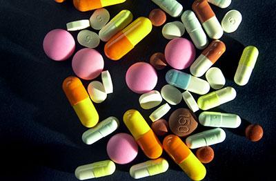 Gyógyszerek.