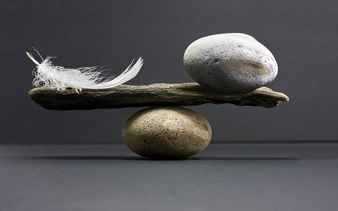 Balance.