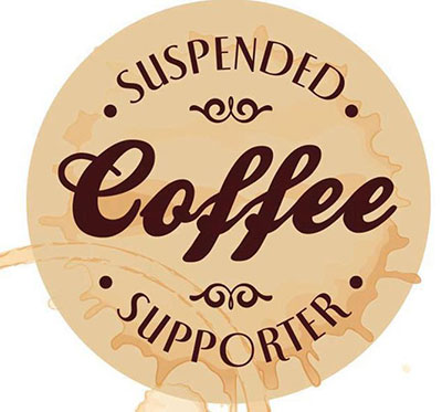 Suspended Coffee.