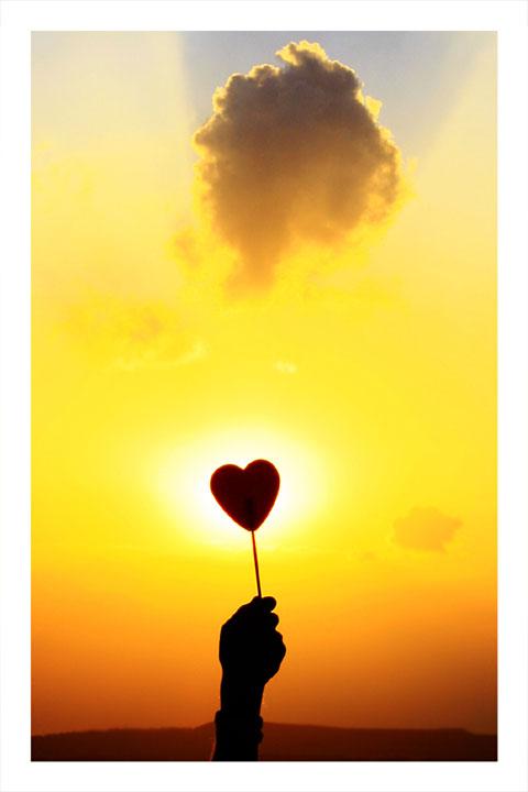 A szerelem ereje.