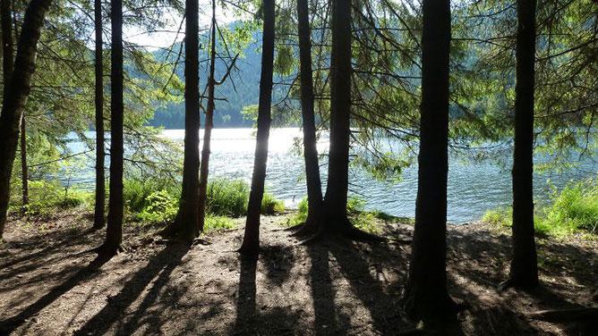 Szent Anna tó.