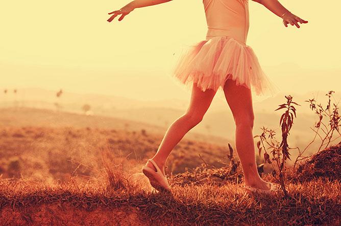 egy balerina álma.
