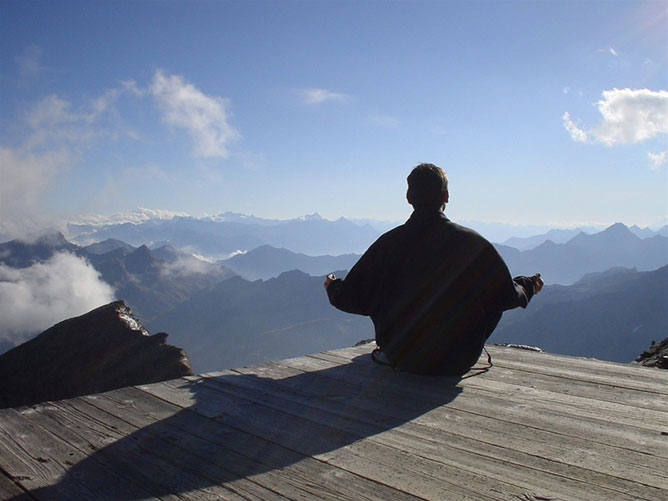 meditáció.