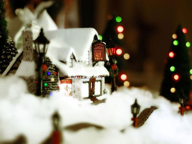 Téli ünnepek.