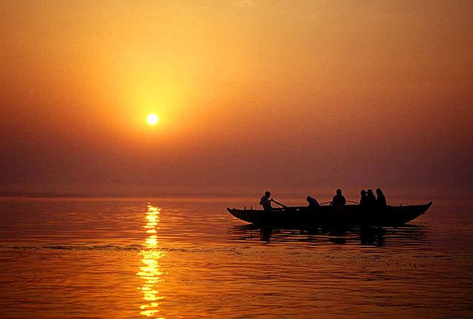 India- Gangesz.