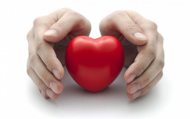 stressz-szívünk védelme .