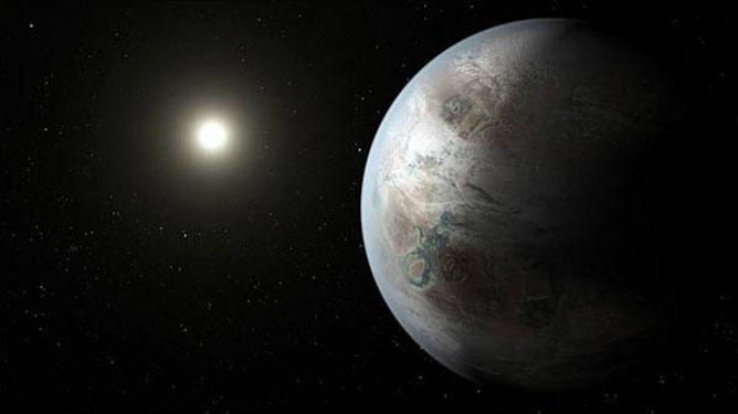 Földhöz hasonló bolygó.