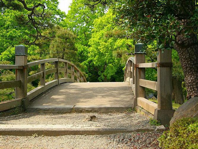 híd és út.